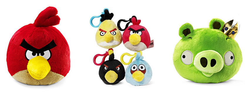 Get gift card for free Angry Birds toys at Freebiepoints.com!