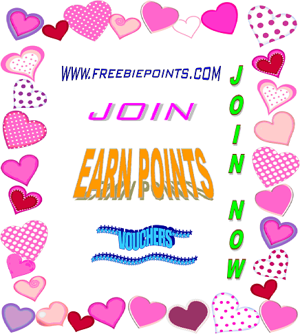 Join Freebie Points Now!