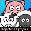 rejected olympics summer games