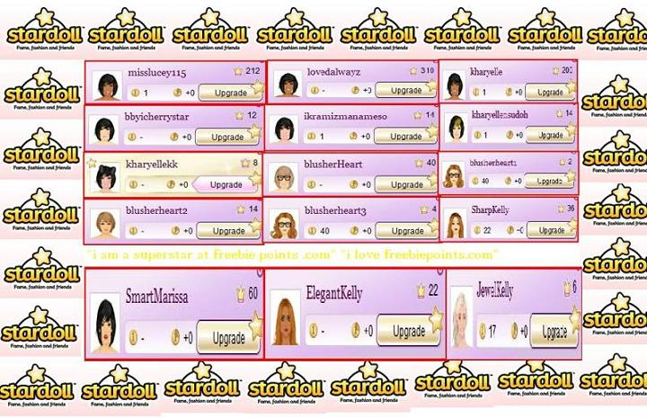 Stardoll gift card codes for clothes